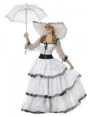 Costume da Scarlett di Via Col Vento Adulto per Carnevale | La Casa di Carnevale