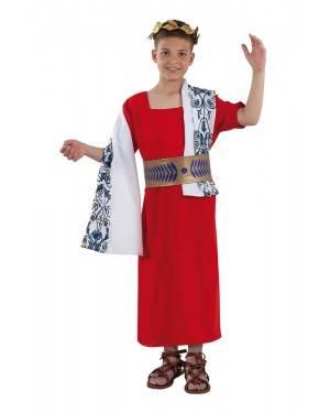 Costume da Senatore Romano Bambino per Carnevale | La Casa di Carnevale