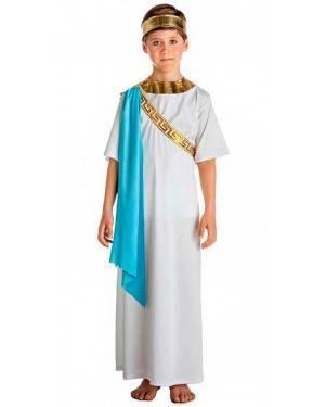 Costume Senatore Romano Tg. 10-12 Anni