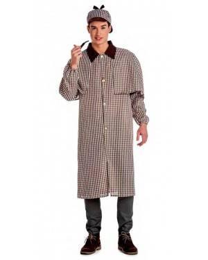 Costume Sherlock Holmes Tg. XL