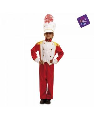 Costume Soldatino di Stagno Bambino per Carnevale | La Casa di Carnevale
