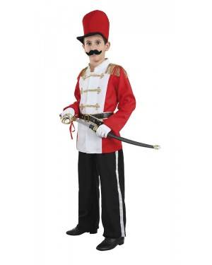 Costume da Soldatino di Piombo Bambino per Carnevale | La Casa di Carnevale