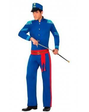 Costume Soldato Americano XL