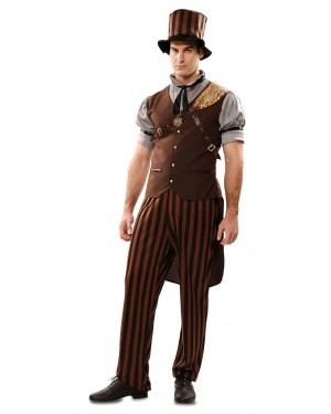Costume Steampunk Adulto