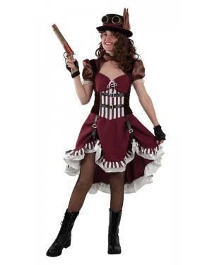 Costume da Steampunk Donna per Carnevale | La Casa di Carnevale