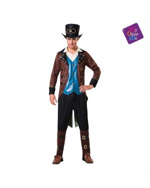 Costume Steampunk Uomo per Carnevale | La Casa di Carnevale