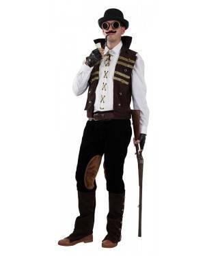 Costume da Steampunk Uomo per Carnevale | La Casa di Carnevale