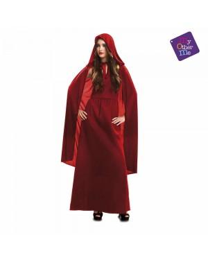 Costume Strega Rossa M/L per Carnevale | La Casa di Carnevale