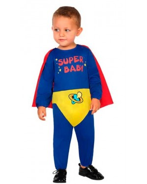 Costume Super Eroe Bebe