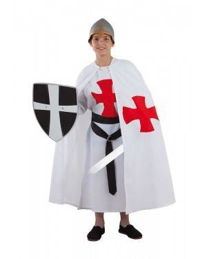 Costume da Templario Bambino