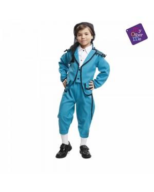 Costume Tipico Spagnolo Bambino per Carnevale | La Casa di Carnevale