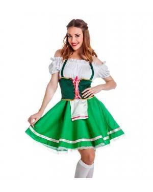 Costume Tirolese Donna per Carnevale | La Casa di Carnevale