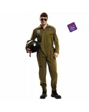 Costume Top Gun Adulto per Carnevale | La Casa di Carnevale