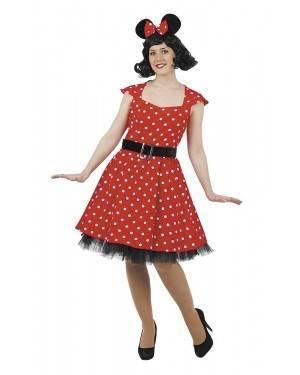 Costume da Topolina Donna