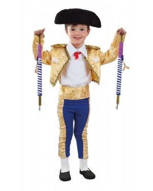 Costume da Torero Bimbo 24 Mesi