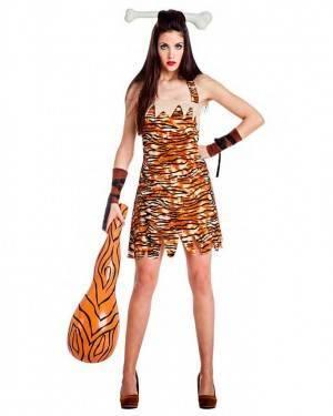 Costume Troglodita Donna per Carnevale | La Casa di Carnevale