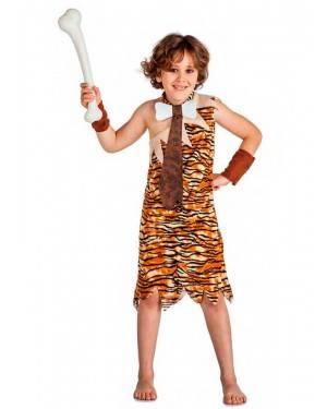 Costume Troglodita Tg. 3-4 Anni