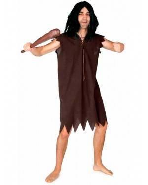 Costume Uomo della Caverna Adulto per Carnevale