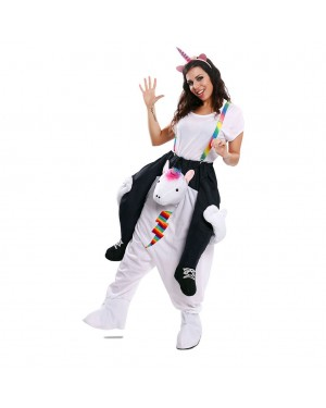 Costume Up! Carry Me-Ride On Unicorno per Carnevale | La Casa di Carnevale