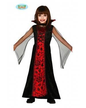 Costume Vampiro Gothic Bambina