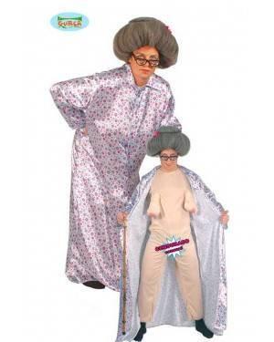Costume Vecchietta Esibizionista per Carnevale