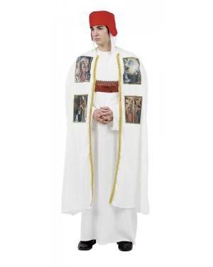 Costume da Vescovo Medievale Adulto per Carnevale | La Casa di Carnevale