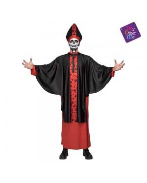 Costume Vescovo Sinistro M/L per Carnevale | La Casa di Carnevale