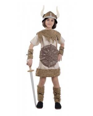 Costume da Vichinga Bambina per Carnevale | La Casa di Carnevale