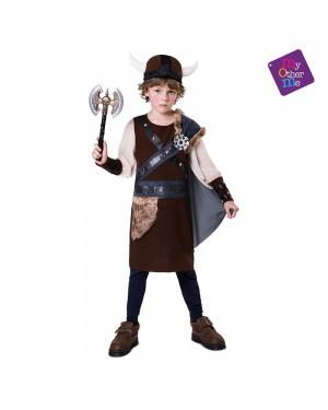 Costume Vichingo Bambino per Carnevale | La Casa di Carnevale