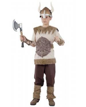 Costume da Vichingo Bambino per Carnevale | La Casa di Carnevale