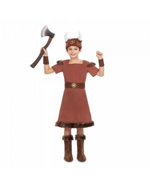 Costume Vichingo Odin Bambino per Carnevale | La Casa di Carnevale
