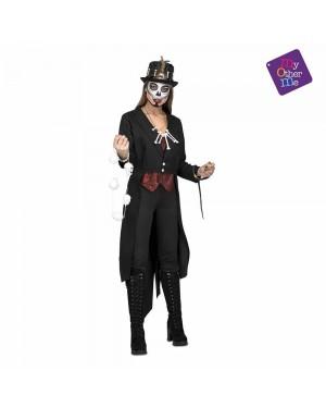 Costume Voodoo Master Donna M/L per Carnevale | La Casa di Carnevale