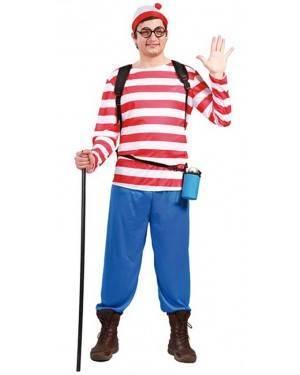 Costume Walle Escursionista