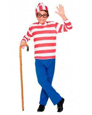 Costume Wally 10-12 Anni