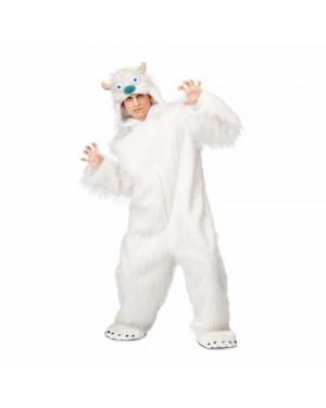 Costume Yeti Adulto per Carnevale | La Casa di Carnevale