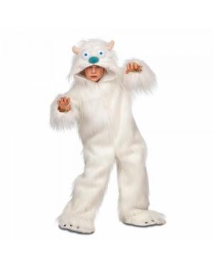 Costume Yeti Bambini per Carnevale | La Casa di Carnevale