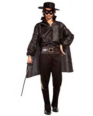 Costume Zorro-Cavaliere Mascherato