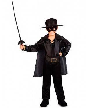 Costume Zorro-Cavaliere Mascherato per Carnevale | La Casa di Carnevale