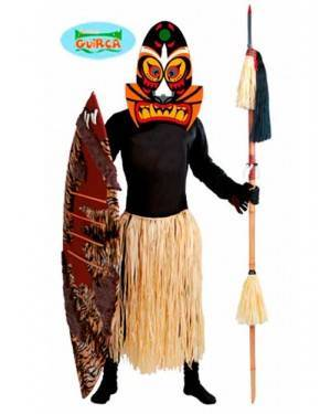 Costume Zulu Adulto