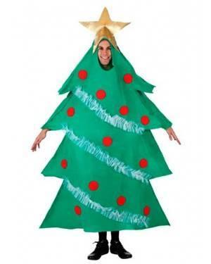 Costume Albero di Natale Uomo