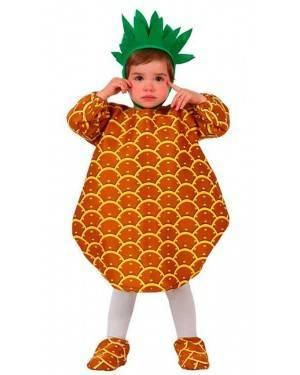 Costumi Anana Bebè per Carnevale