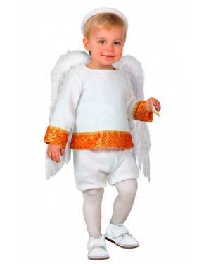 Costume Angioletto Baby Tg. 0-6 Mesi