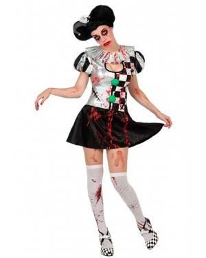 Costume Arlecchino Insanguinato Sexy
