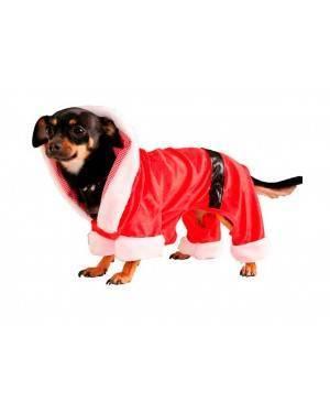 Costume Babbo Natale per Cane