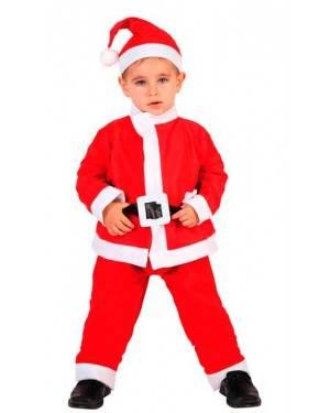 Costume Babbo Natale Tg. 10-12 Anni
