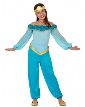 Costume Ballerina Araba Bambina