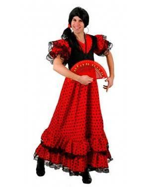Costume Ballerina di Flamenco Uomo Tg. M/L