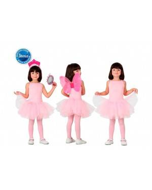 Costume Ballerina Rosa