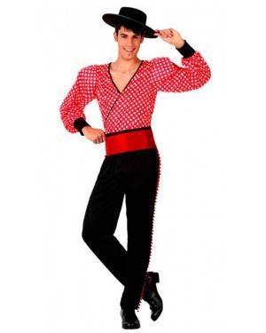 Costume Ballerino di Flamenco Tg. M/L