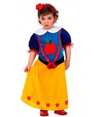Costume Biancaneve Bebè